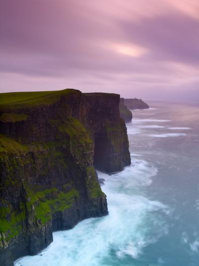 Cliffs of Moher, County Clare, Ireland-Doug Pearson-Photographic Print
