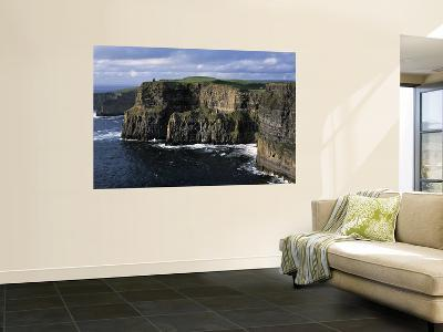 Cliffs of Moher, County Clare, Ireland-Gavin Hellier-Giant Art Print