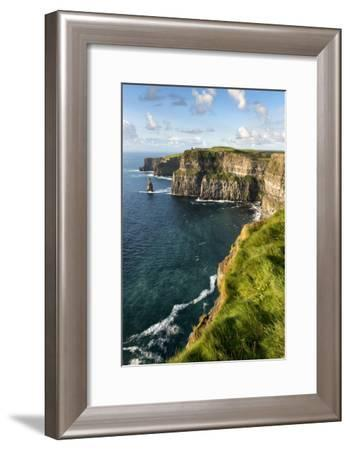 Cliffs of Moher, County Clare, Ireland-Chris Hill-Framed Photographic Print