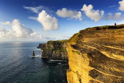 Cliffs of Moher, County Clare, Ireland-Chris Hill-Photographic Print