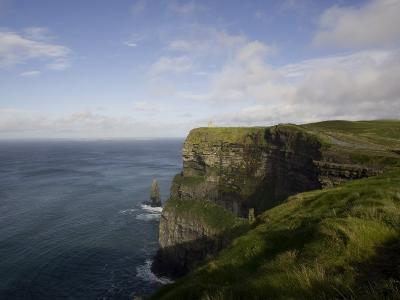 Cliffs of Moher, County Clare, Munster, Republic of Ireland, Europe-Oliviero Olivieri-Photographic Print