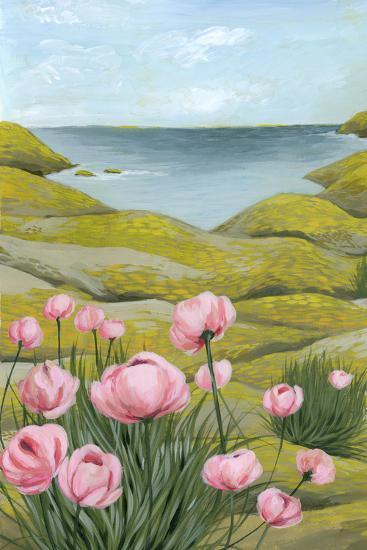 Cliffside II-Grace Popp-Art Print