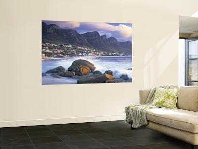 Clifton Bay and Beach, Cape Town, South Africa-Peter Adams-Giant Art Print