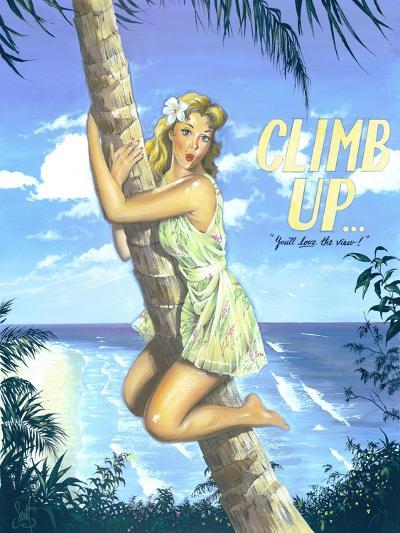 Climb Up-Scott Westmoreland-Art Print