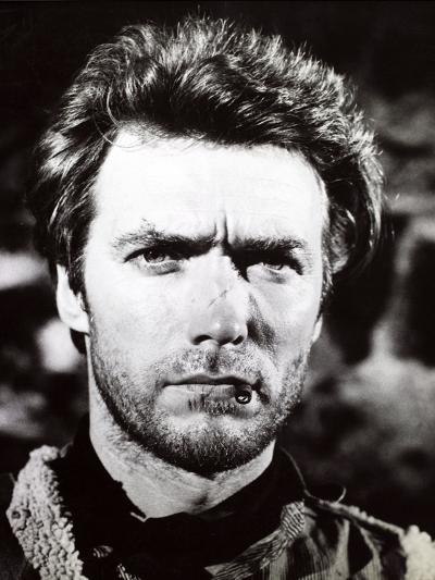 "Clint Eastwood. ""A Fistful of Dollars"" 1964, ""Per Un Pugno Di Dollari"" Directed by Sergio Leone--Photographic Print"
