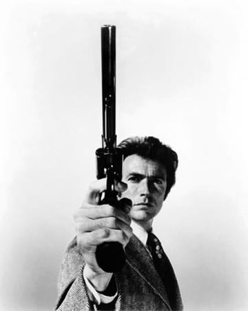 Clint Eastwood - Dirty Harry