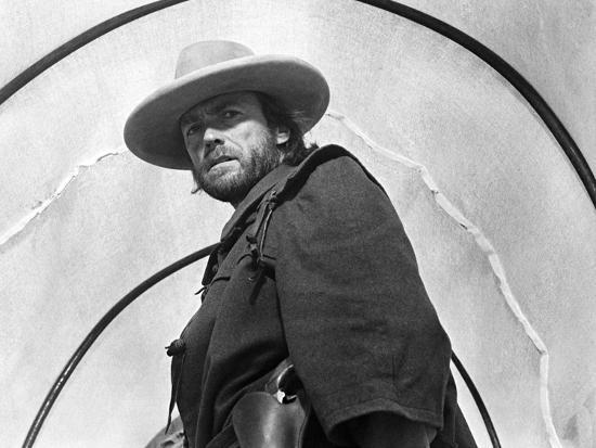Clint Eastwood, the Outlaw Josey Wales, 1976 Photographic Print by | Art com