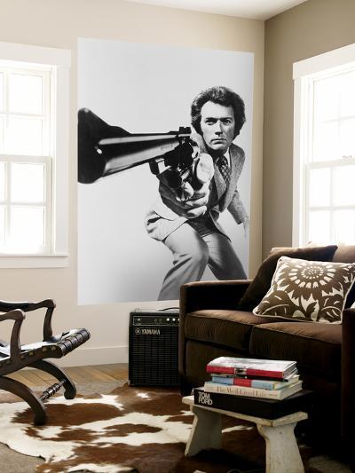 Clint Eastwood--Giant Art Print