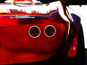 1963 Corvette Stingray 15 by Clive Branson