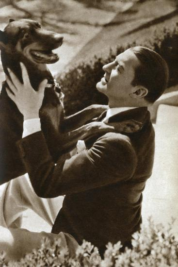 Clive Brook, English Actor, 1933--Giclee Print