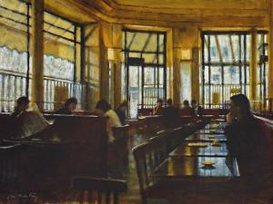 Cafe de Flore, Paris by Clive McCartney