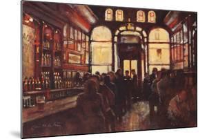 Dublin Pub by Clive McCartney