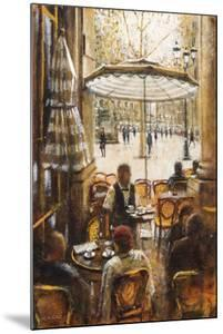 Inside and Outside, Palais Royal by Clive McCartney