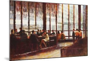 The Four Seasons, The Seagram Building, New York by Clive McCartney
