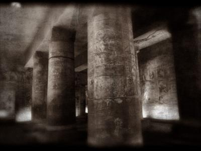 Abydos Temple, Egypt by Clive Nolan