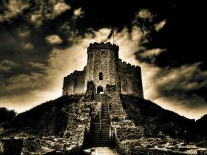 Cardiff Castle 1 by Clive Nolan