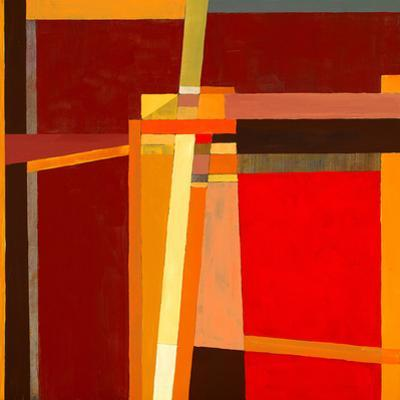 A Modernist Abstract Painting by clivewa