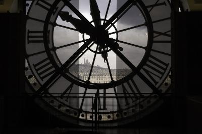 Clock Tower-Art Wolfe-Photographic Print