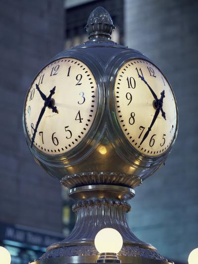 Clock-Carol Highsmith-Photo