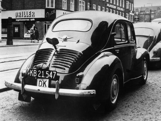 Clockwork Car-Keystone-Photographic Print