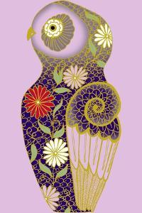 Cloissone Owl
