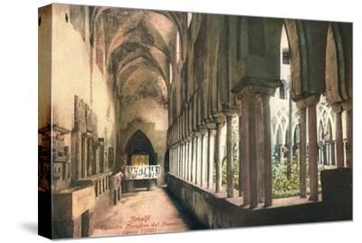 Cloister at Amalfi Cathedral, Italy
