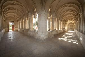 Cloister at Pater Noster Church and Convent, Jerusalem, Israel, 2007