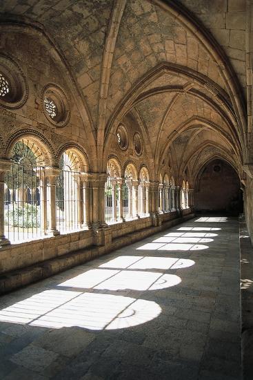 Cloister, Tarragona Cathedral--Giclee Print