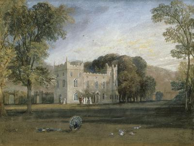 Clontarf Castle, Co. Dublin, c.1817-J^ M^ W^ Turner-Giclee Print