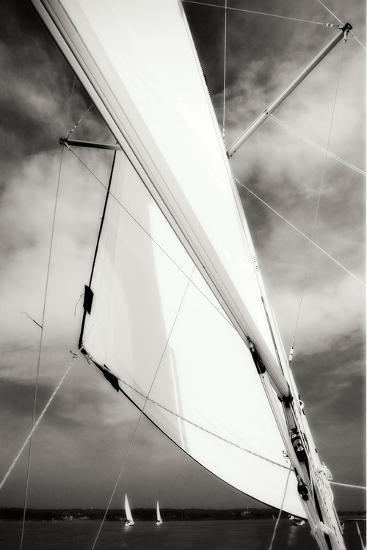 Close Hauled II-Alan Hausenflock-Photographic Print