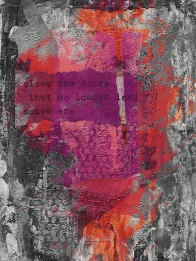 Close The Door-Lebens Art-Art Print