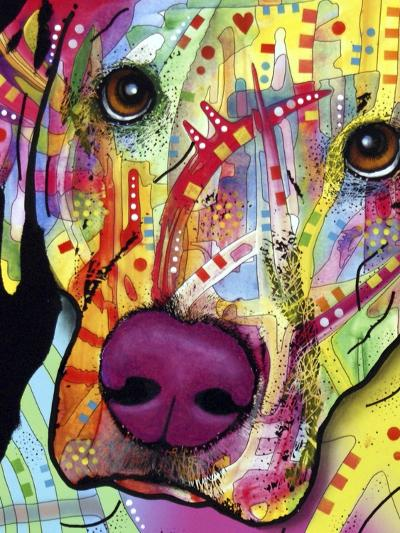 Close Up Lab-Dean Russo-Giclee Print