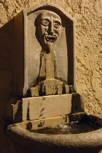 Close-Up of a Fountain, Cannes, Provence-Alpes-Cote D'Azur, France