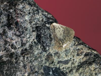 Close-Up of a Rough Diamond-C^ Bevilacqua-Photographic Print