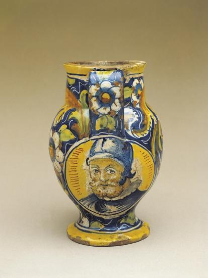 Close-Up of an Apothecary Jar, Venice, Veneto, Italy--Giclee Print