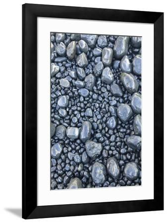 Close-up of beach rocks, Oregon-Stuart Westmorland-Framed Premium Photographic Print