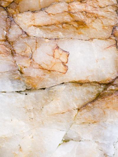 Close Up of Quartz, Scotland, UK-Niall Benvie-Photographic Print
