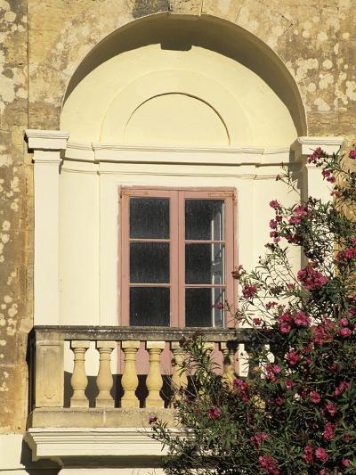 Close Up of Window, Mdina, Malta, Mediterranean, Europe-Stuart Black-Photographic Print