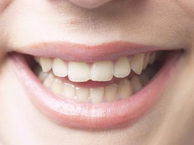 Close-up of Woman Smiling--Photographic Print