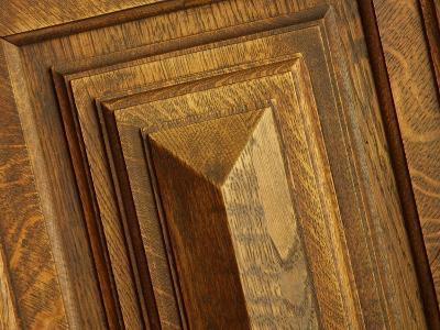Close-up of Wood Texture--Photographic Print