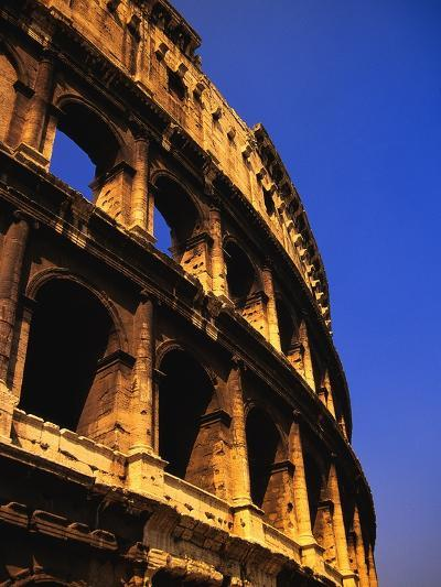 Close-Up View of the Colosseum-Bob Jacobson-Photographic Print