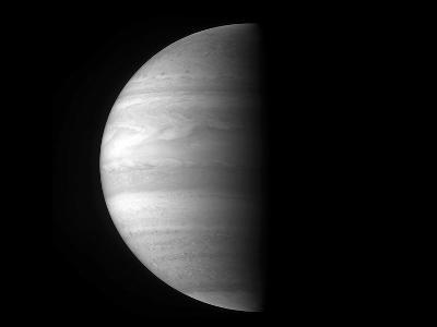 Close-Up View of the Planet Jupiter-Stocktrek Images-Photographic Print