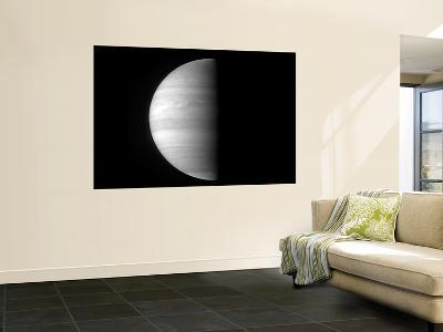 Close-Up View of the Planet Jupiter-Stocktrek Images-Wall Mural