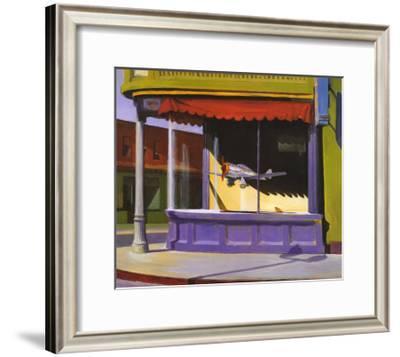 Closed Sundays-Morgan Carver-Framed Art Print