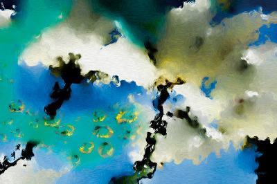 Cloud Burst-Mark Lawrence-Giclee Print