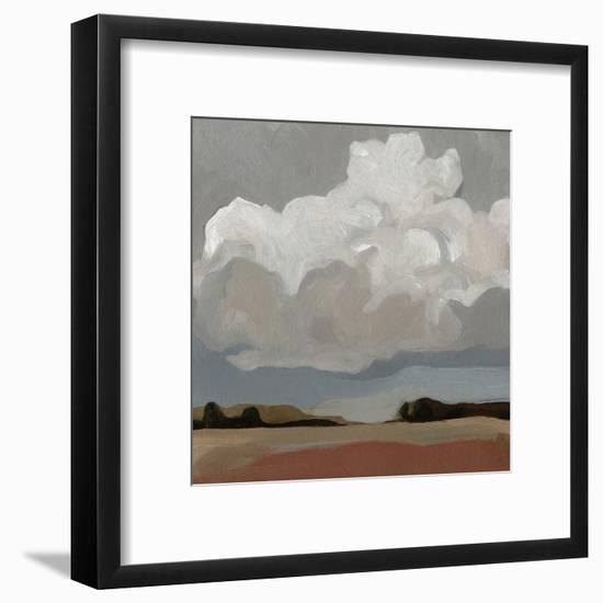 Cloud Formation I-Emma Scarvey-Framed Art Print