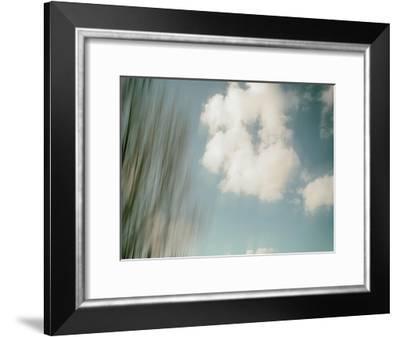 Cloud Formations-Savanah Plank-Framed Giclee Print