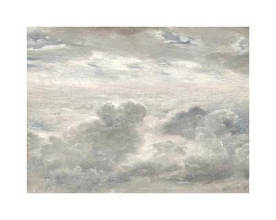 Cloud Study I-Sophia Mann-Giclee Print
