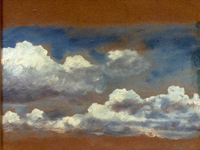 Cloud Study-John Constable-Giclee Print