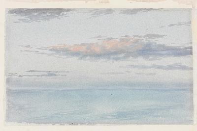 Cloud Study-Charles James Spence-Giclee Print
